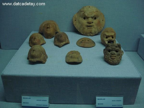 antik masklar