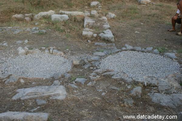 antik şarap işliği depoları