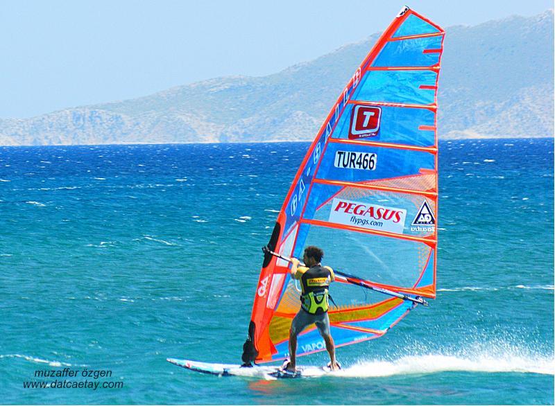 datça windsurf 2015 sporcular