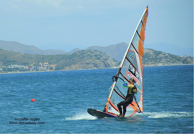 windsurf sporcular