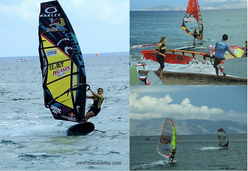 datça windsurf 2015