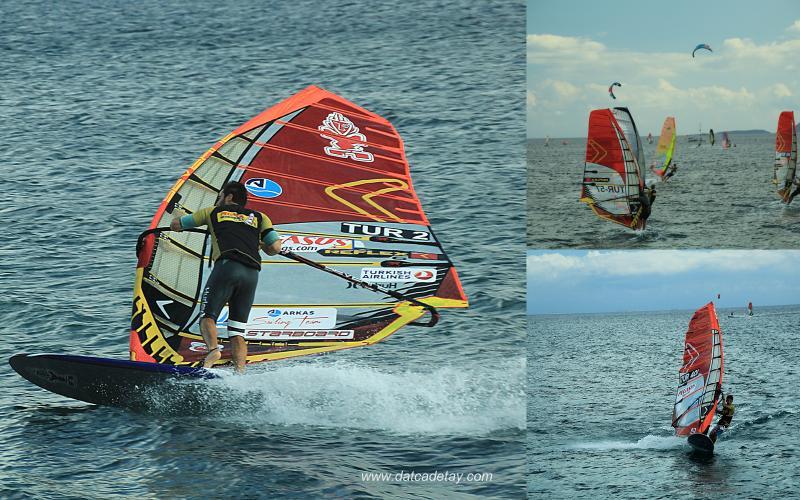 datça windsurf yarışları 2015