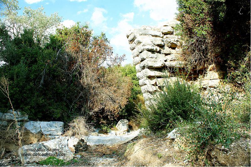 M.Ö 3. YY Knidos Köprüsü