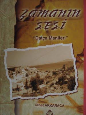 datça manileri kitabı