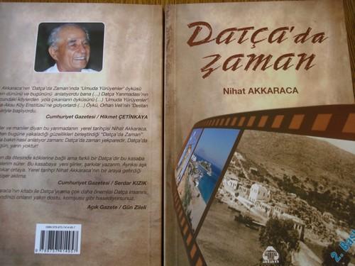 datça'da zaman kitabı