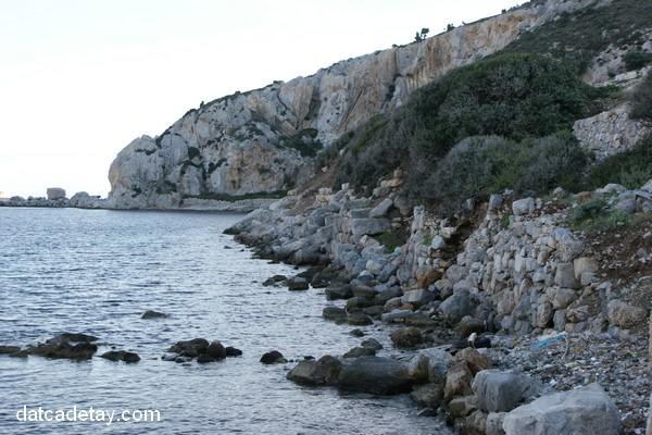 kap-krio liman surları