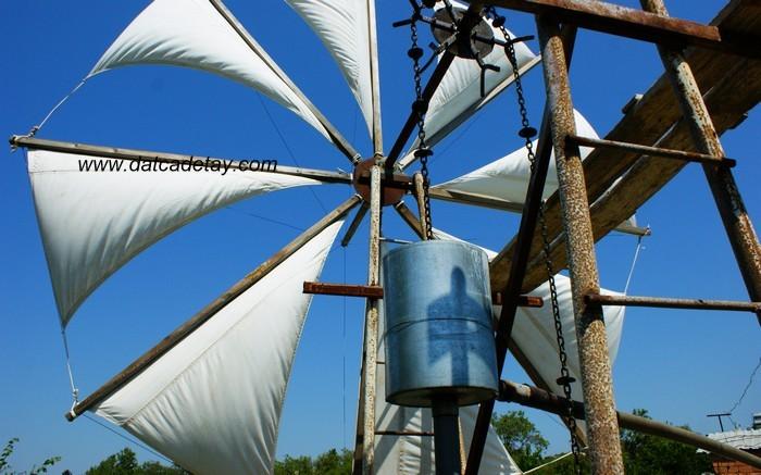 yelkenli su pompası