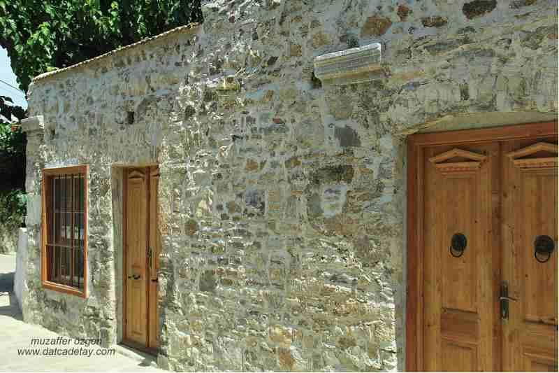 eski datça mengen kapısı