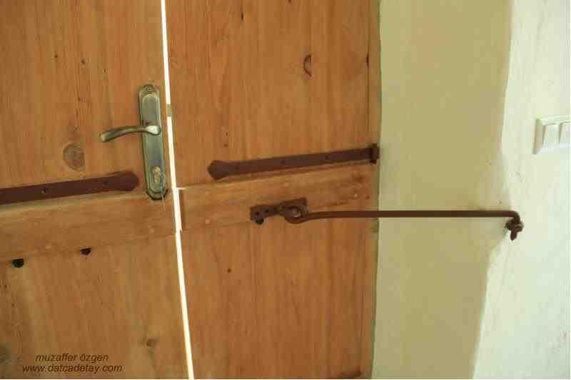 eski mengen kapısı