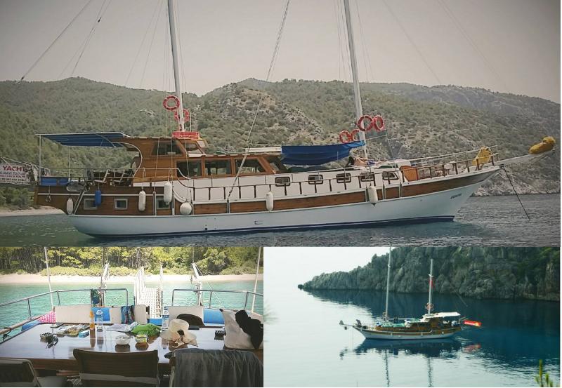 datça arshipel yacht