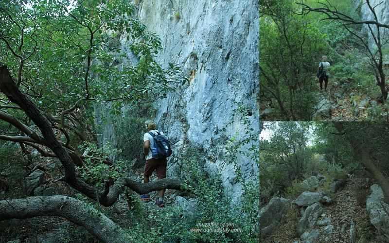 hızırşah dağlarında trekking