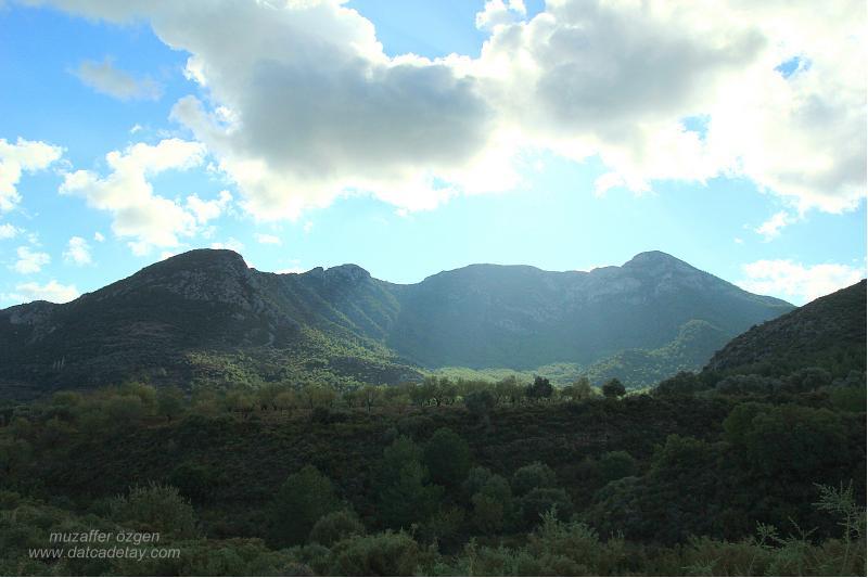 sabah vakti dağlar