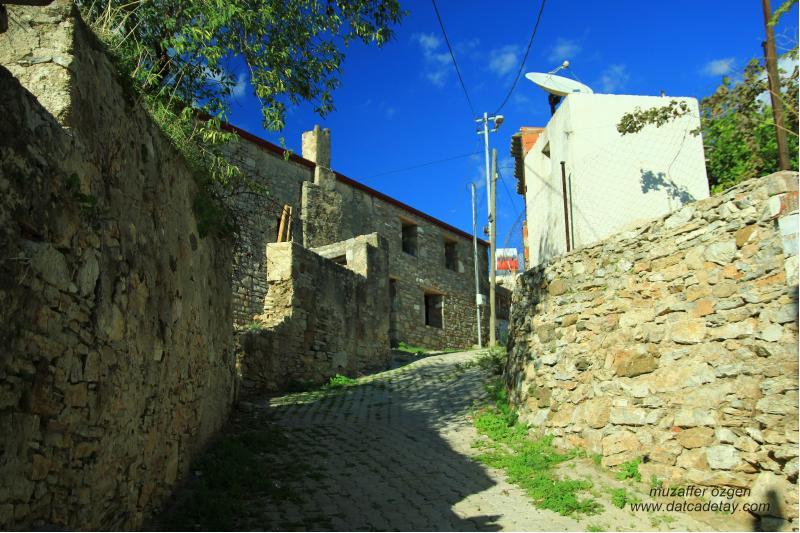çeşmeköy sokakları