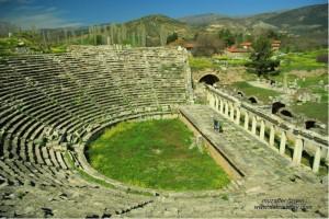 afrodisias tiyatrosu