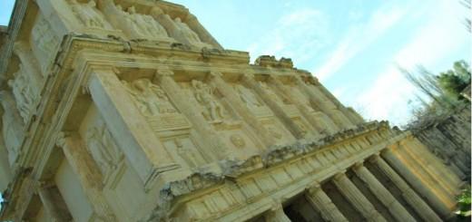 afrodisias sebateion tapınağı