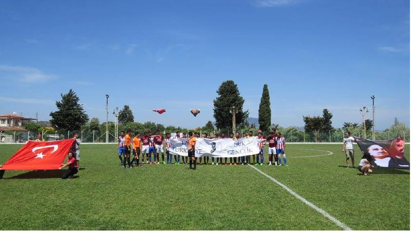 datça 19 mayıs futbol turnuvası