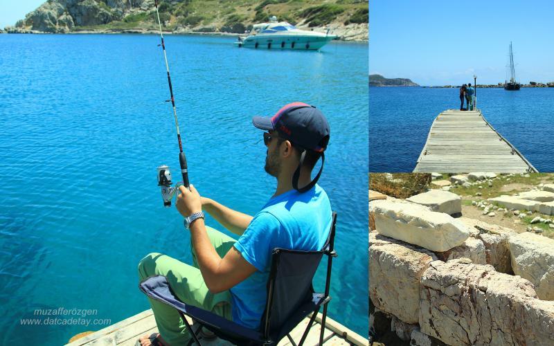 knidos^ta balık avcılığı