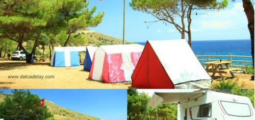 akçabük kamp alanı