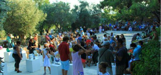 6. knidos'un sır'ı festivali açılışı