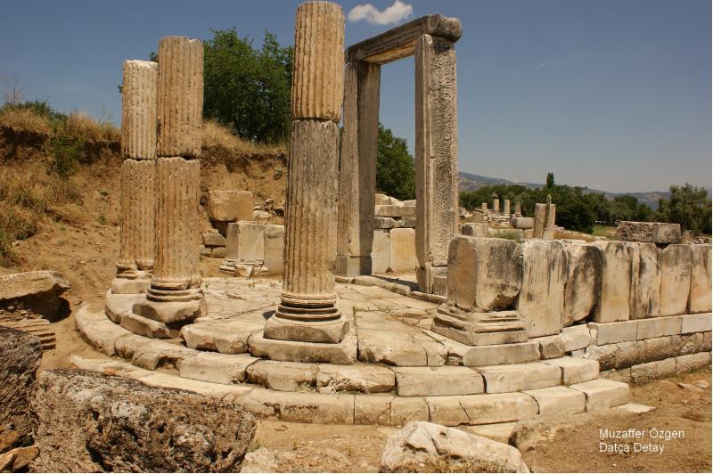 lagina hekate tapınağı