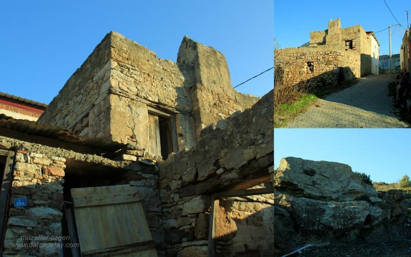 belenköy'de eski evler