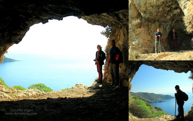datça mağara