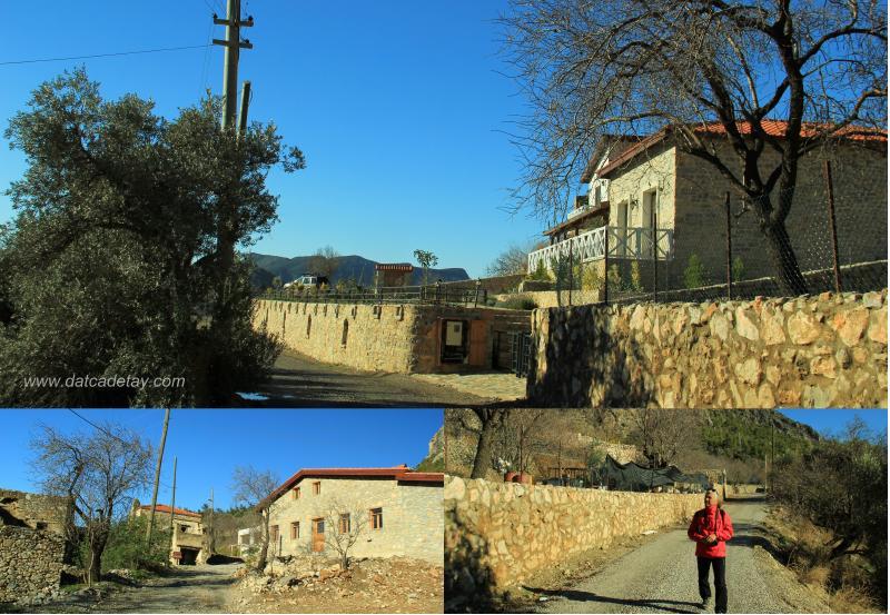 datça yaka köyü