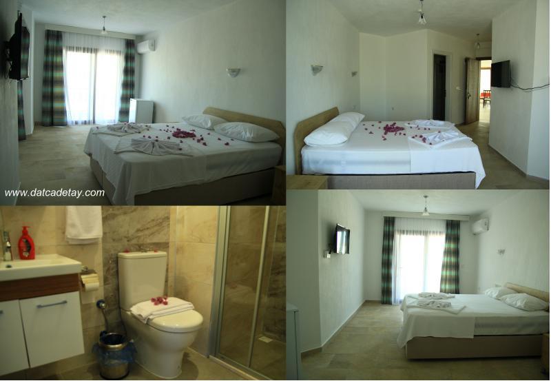 dostlar apart otel odaları