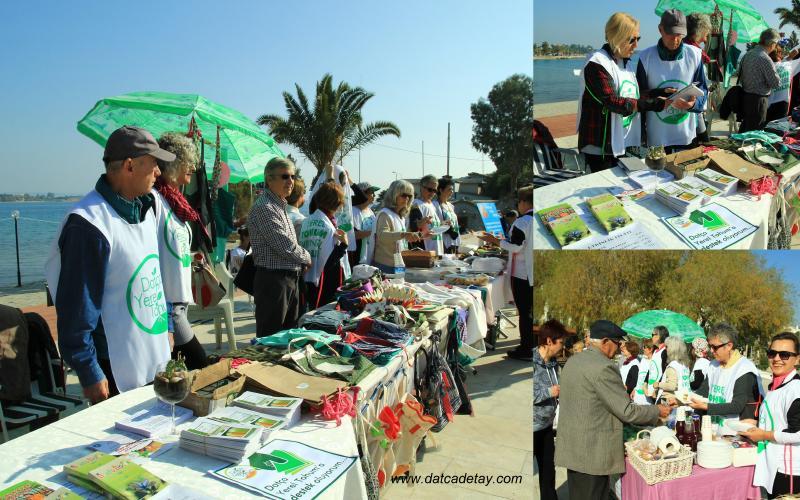 datça yerel tohum festivali