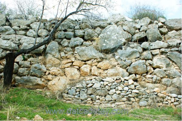 antik duvarlar