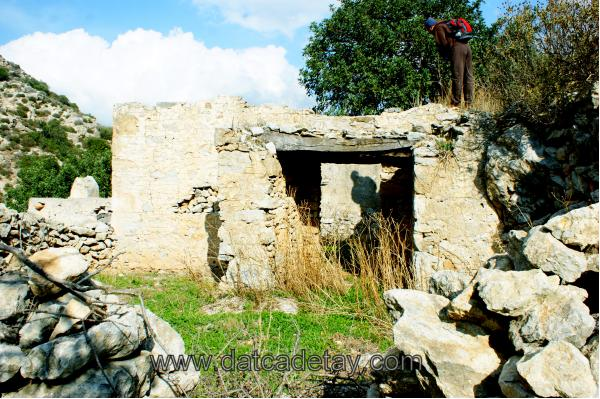eski datça evi