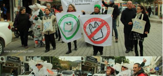 plastik poşete hayır kampanyası
