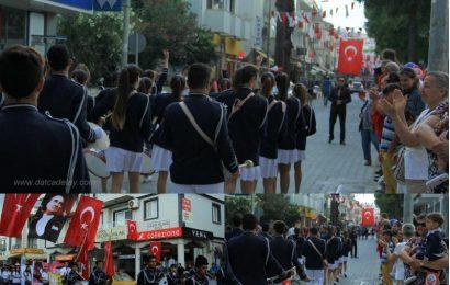 Datça'da 19 Mayıs Atatürk'ü Anma Gençlik ve Spor Bayramı