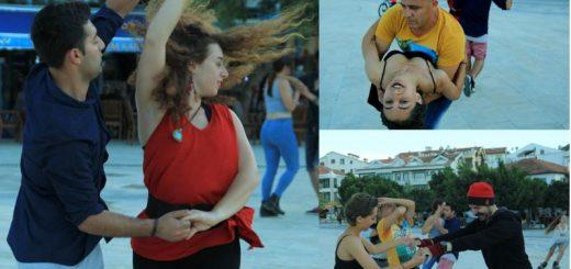 datça dans gösterisi