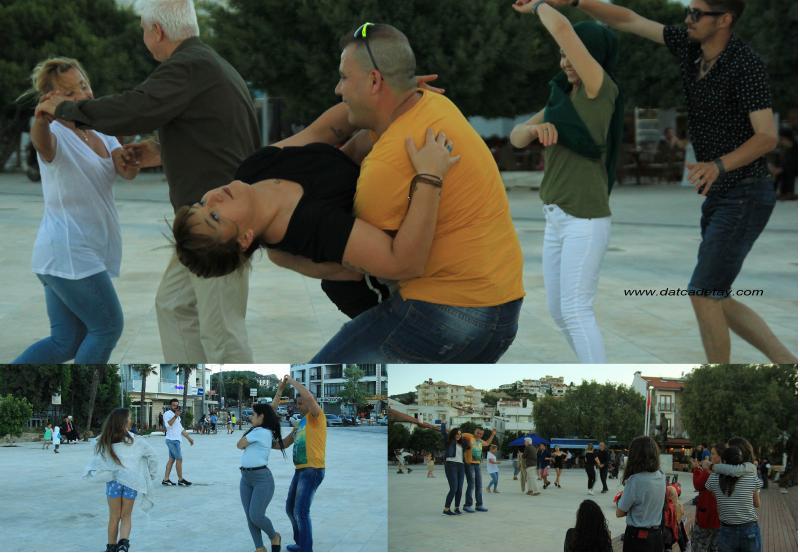 datça dans grubu