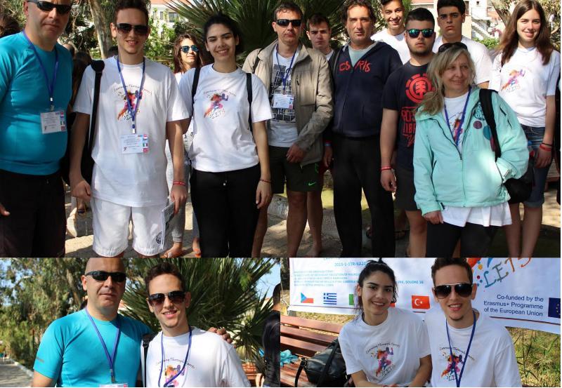 datça'da sporla öğren etkinliği