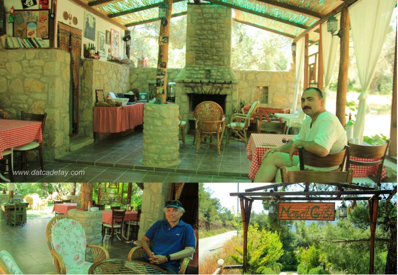 mesudiye masal gibi tatil evleri