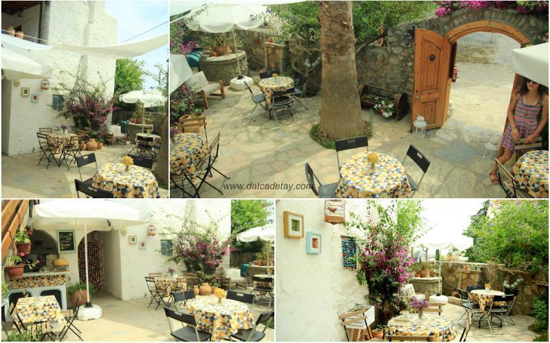 zen bahçesi cafe