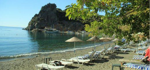 eylül'de hayıtbükü plajı