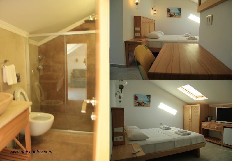 savana otel çatı oda