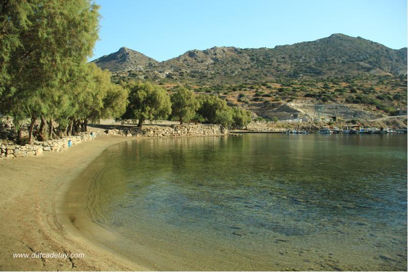 knidos plajı