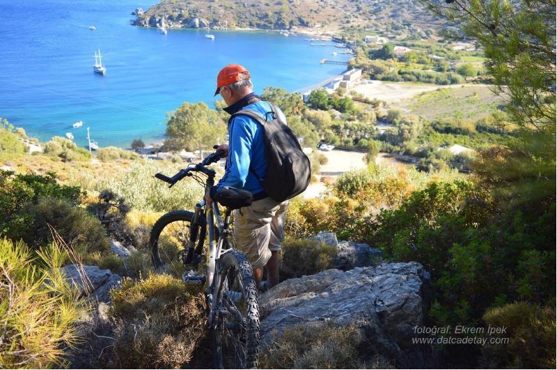kargı tepelerinde bisiklet gezisi
