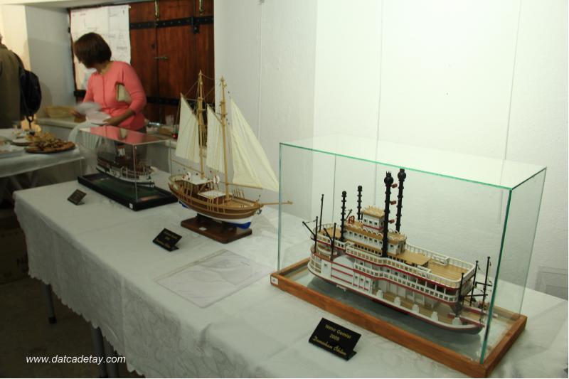 gemi maketleri sergisi