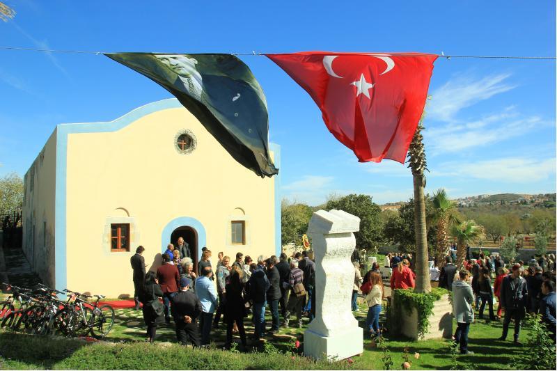 hızırşah kültür evi açışışı