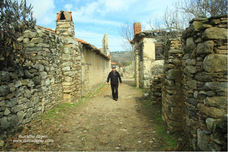 Eski Hisar Sokakları