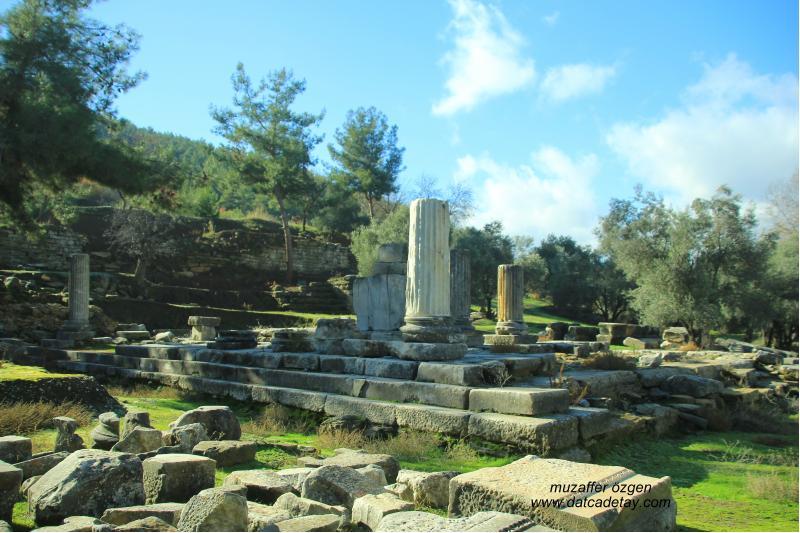 Stratonikeia tapınak