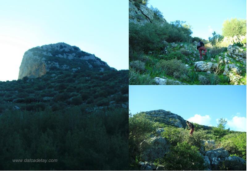 yarık dağa çıkış