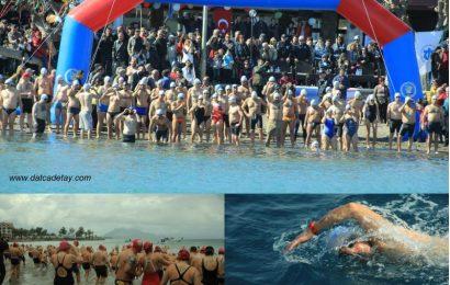 12. Datça Açık Deniz Kış Yüzme Maratonu'na Saatler Kala Heyacan Artıyor.