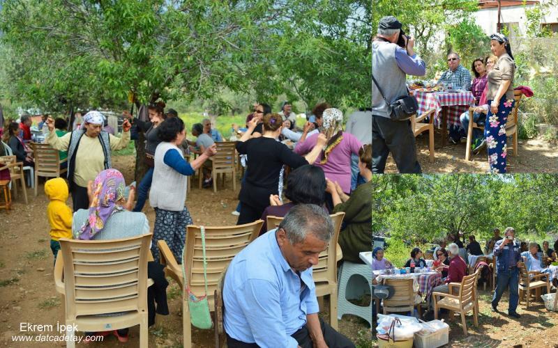 yazıköy'de piknik