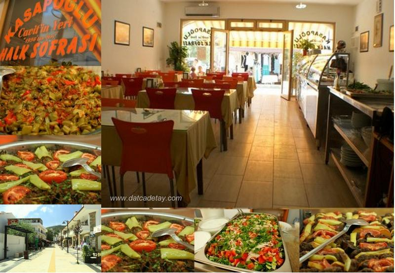 datça kasapoğlu lokantası